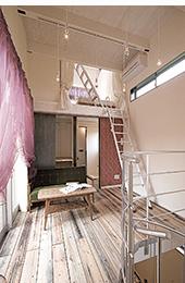 ピュアビリーフ 2階