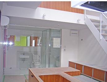 綱島東1丁目新築物件 キッチン&バスルーム