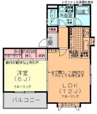 クムクムストリート106 平面図