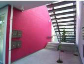 マカロン 階段