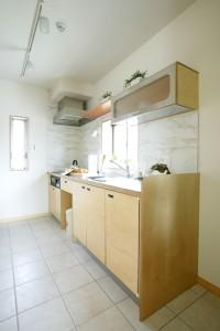 エスポワールV キッチン