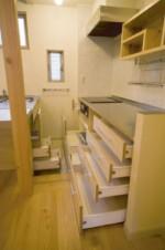 クムクムストリート キッチン収納
