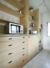 エスポワールV キッチン収納1