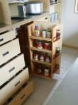 エスポワールV キッチン収納2