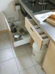 エスポワールV キッチン収納