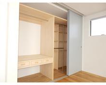 メメント2 02号室 洋室・クローゼット